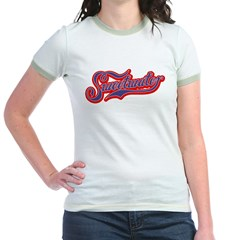 Sweetwater Red/Blue T