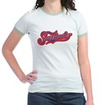 Sweetwater Red/Blue Jr. Ringer T-Shirt