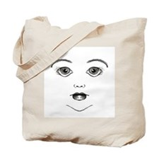 Angel Face 1 Tote Bag