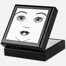 Angel Face 1 Keepsake Box