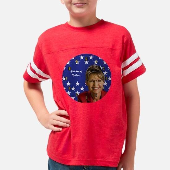 3-PalinC Youth Football Shirt