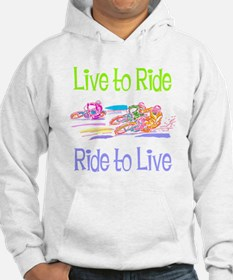 Live to Ride Hoodie