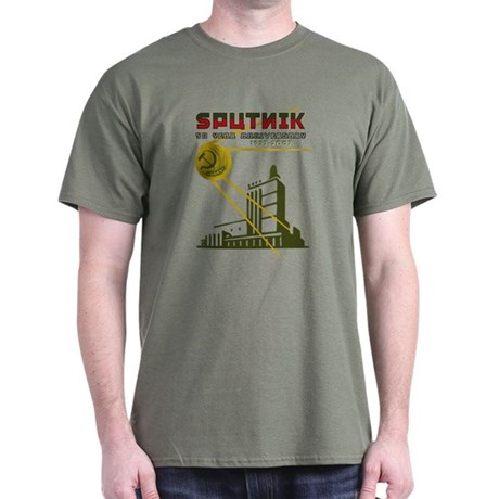 SPUTNIK 2 Dark T-Shirt
