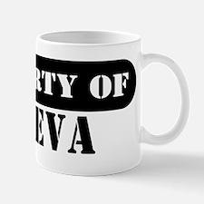 Property of Geneva Mug