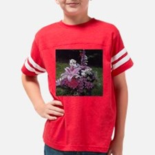 Bouquet1-Tile Youth Football Shirt