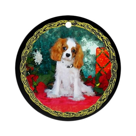 Cavalier King Charles Spaniel Christmas Ornament ( by ...