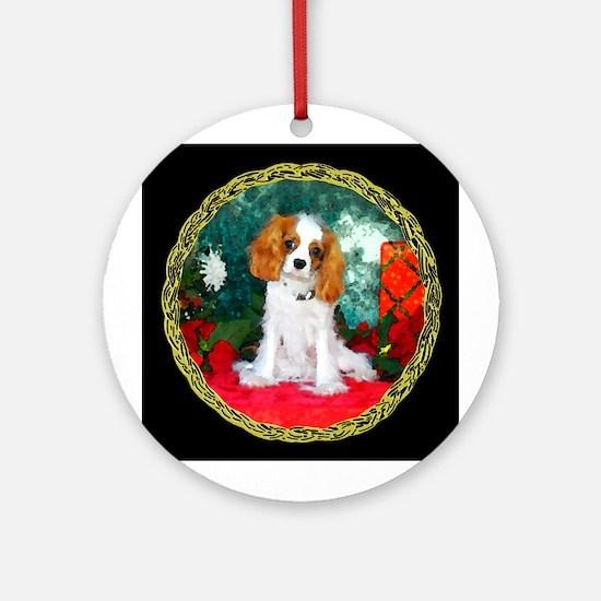 Cavalier King Charles Spaniel Christmas Ornament (