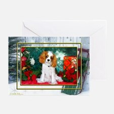 Cavalier King Charles Spaniel Christmas Cards