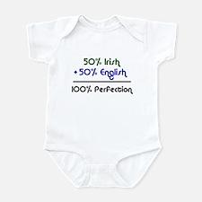 Irish & English Infant Bodysuit