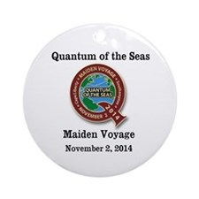 Cute Sea Ornament (Round)