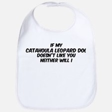 If my Catahoula Leopard Dog Bib