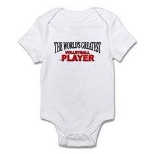 """""""The World's Greatest Volleyball Player"""" Infant Bo"""