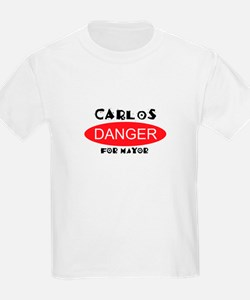 Carlos Danger for Mayor - Anthony Weiner for Mayor