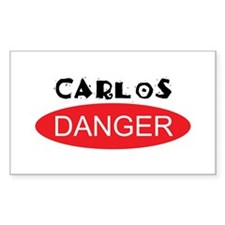 Carlos Danger - Anthony Weiner Decal