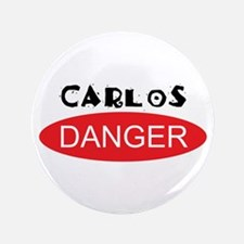 "Carlos Danger - Anthony Weiner 3.5"" Button (100 pa"