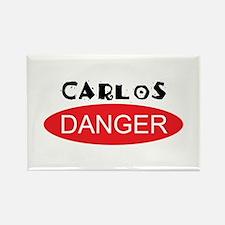 Carlos Danger - Anthony Weiner Rectangle Magnet