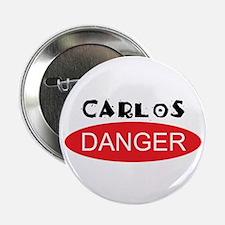 """Carlos Danger - Anthony Weiner 2.25"""" Button"""