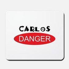 Carlos Danger - Anthony Weiner Mousepad