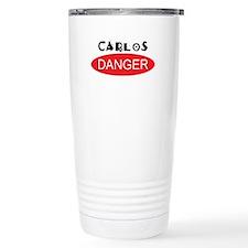 Carlos Danger - Anthony Weiner Travel Mug