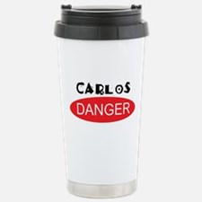 Carlos Danger - Anthony Weiner Travel Mug