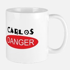 Carlos Danger - Anthony Weiner Mug