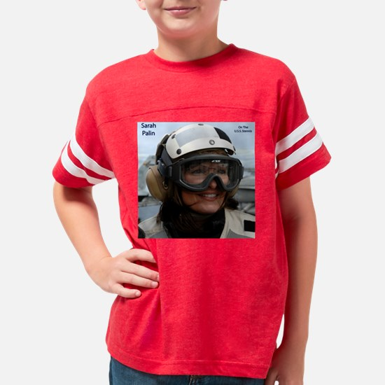 PalinX-3 Youth Football Shirt