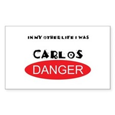 In My Other Life I Was Carlos Danger Decal