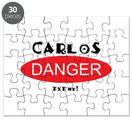 Carlos Danger Txt Me Puzzle