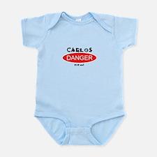 Carlos Danger Txt Me Body Suit