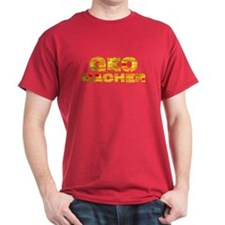 Geocacher Bricks T-Shirt
