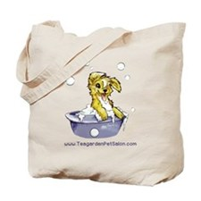 Doggie Dog Wash Tote Bag