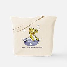 Doggie Dog Wash Tote Bag