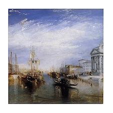 Turner Art Tile Coaster The Grand Canal Venice