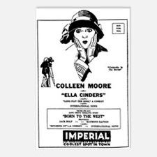 Colleen Moore Postcards (Package of 8)