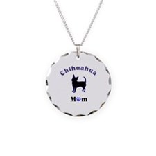 Chihuahua Mom #331 Necklace