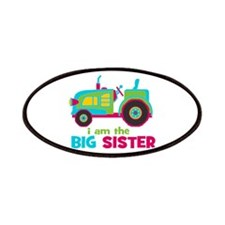 I am the Big Sister - Tractor Patches