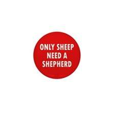 SHEEP... Mini Button