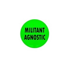 AGNOSTIC... Mini Button