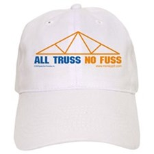 'All Truss, No Fuss' Baseball Cap