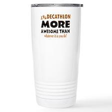 Decathlon designs Travel Mug