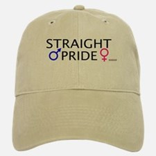 Straight Pride Baseball Baseball Cap