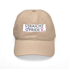 Straight Pride Baseball Cap