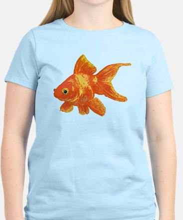 Goldfish Women's Light T-Shirt