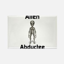 Alien Abductee Magnets
