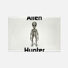 Alien Hunter Magnets