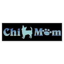 Chi Mom #114 Bumper Bumper Sticker