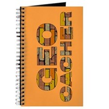 Geocacher Bricks Journal