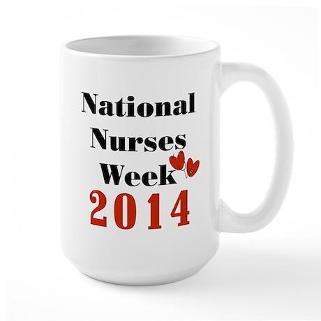 National Nurses Week 2014 Mug