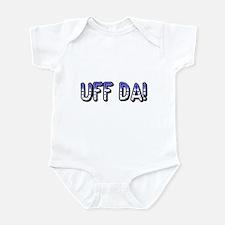 Uff Da Infant Bodysuit