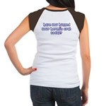 Have you hugged your hermit c Women's Cap Sleeve T